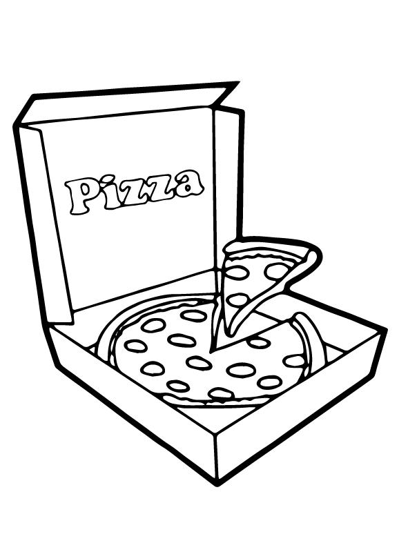 Pizza bezorgen