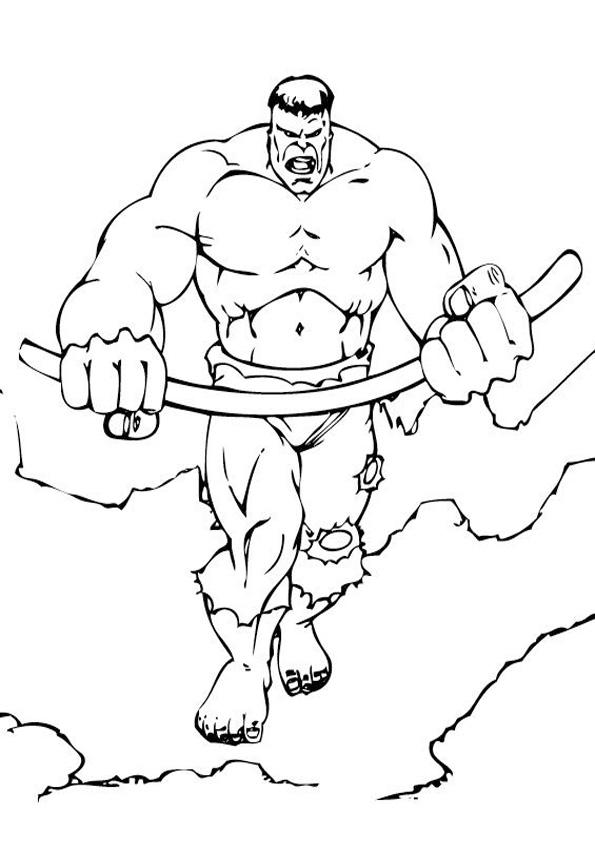 🎨 Printable Hulk S17ec - Kizi Free 2020 Printable Coloring Pages ...   842x595