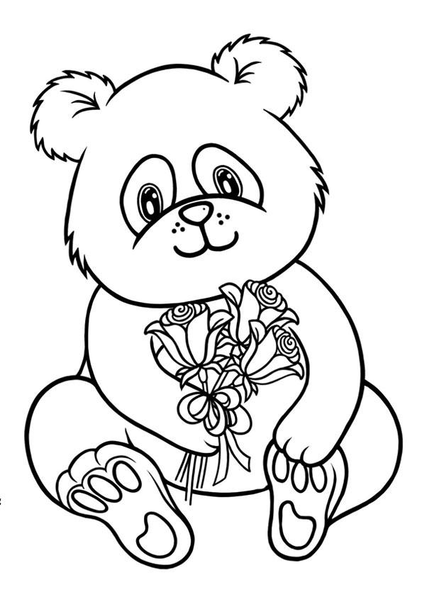coloring : Panda Bear Coloring Pages Cute Panda Bear Coloring Pages' Panda  Bear Colouring Pages' Panda Bear Colouring Sheets along with colorings | 842x595