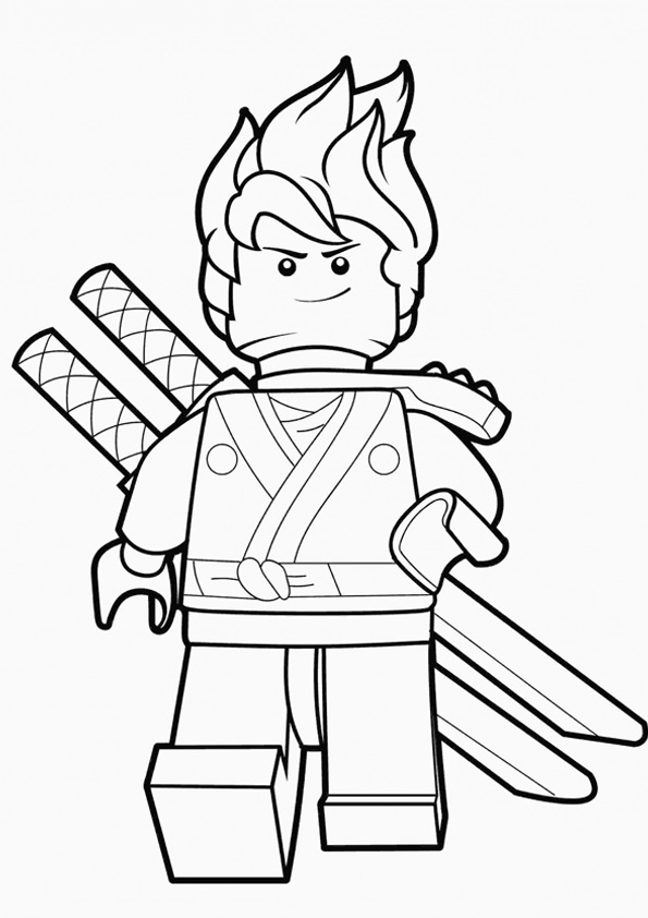 Coloring Pages Ninjago Coloring Pages For Kids