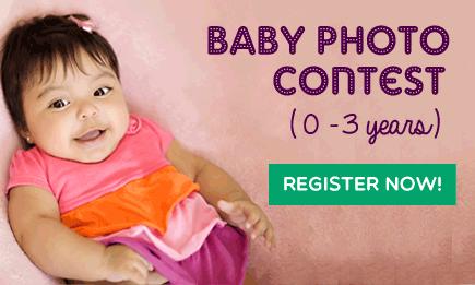 India Parenting Baby Photo Contest
