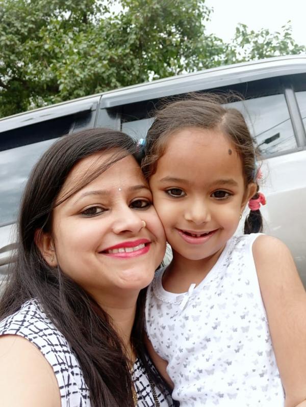 Jyoti (Mom)&Vaneesha