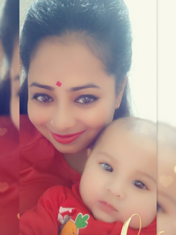 Bhanu (Mom)&Parnika