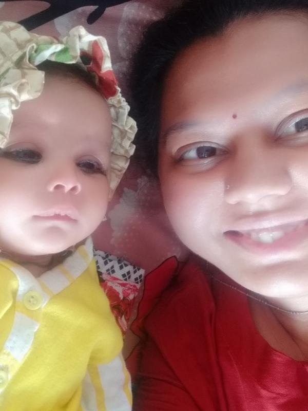 Dimpal (Mom)&Yash