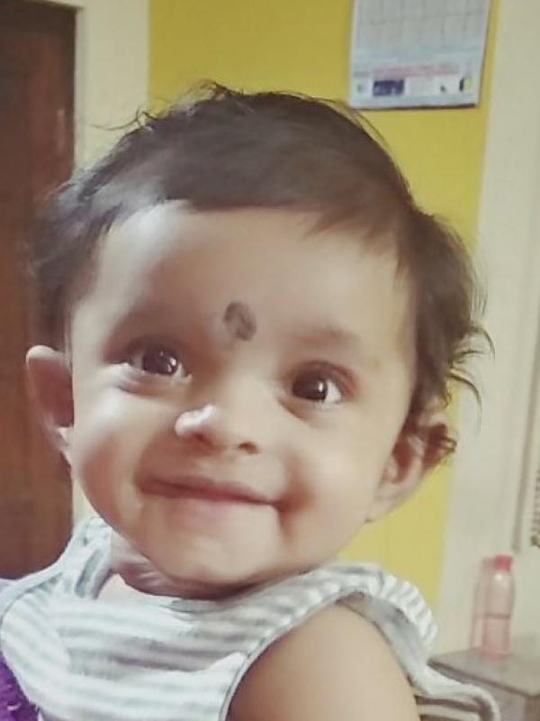 Khushi - IndiaParenting com's Baby Photo Contest