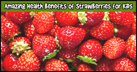 34b69f01ee Health Benefits of Strawberries for Kids - India Parenting