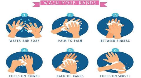 Best Way to Wash Hands