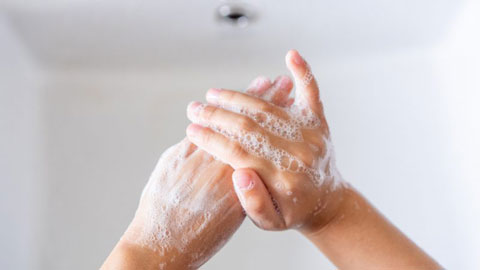 When should you wash your hands