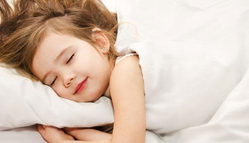 Adequate Sleep for Children