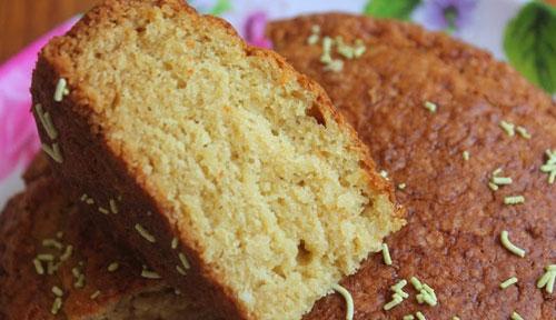 wheat flour cake