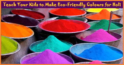 Tips for Making Eco-friendly Colours for Holi