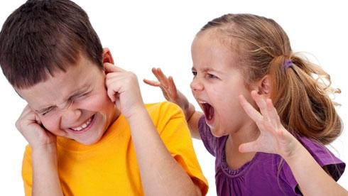 Children Misbehave