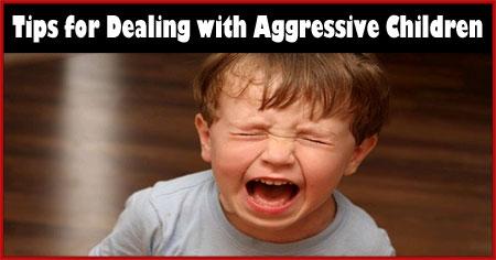 Handling an Aggressive Child