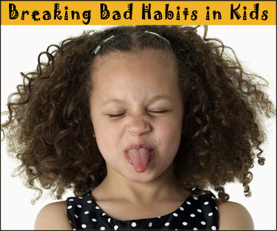 10 Bad Habits in Kids Which You Must Break