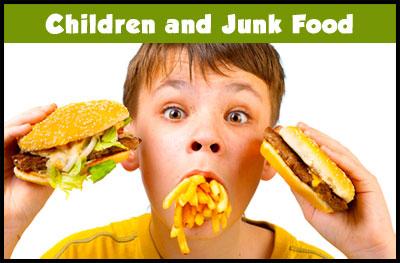 Children and Junk Food