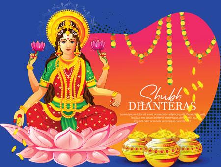 How to Do Dhanteras Pooja