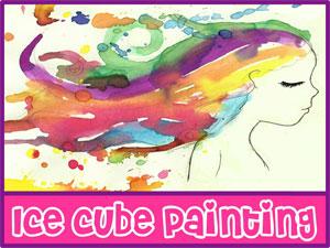 Ice Cubepainting