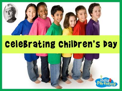 Celebrating Children's Day - 'Bal Din'