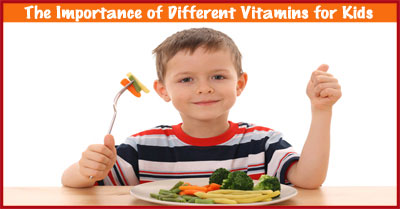 The Importance of Different Vitamins
