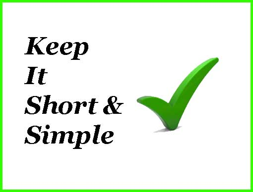 Make it Short