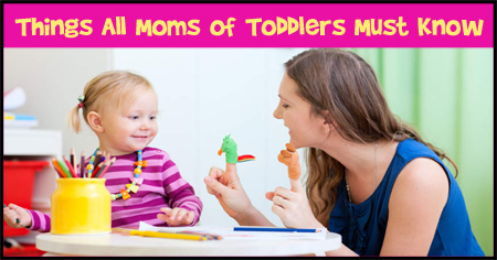 Top 10 Questions Moms of Toddlers Have