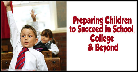 Preparing Children To Succeed