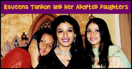 Adoptive Mom - Raveena Tandon