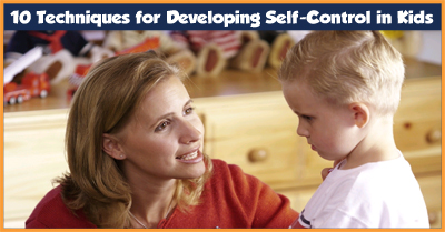 10 Techniques for Developing Self-Control in Kids - India Parenting