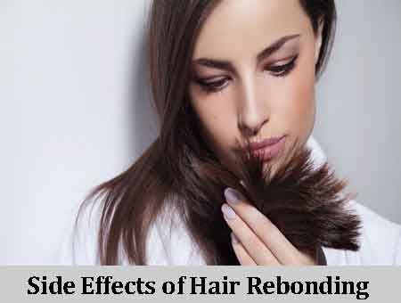 Side Effects Of Hair Rebonding Beauty And Grooming