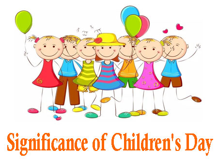 Significance of Children's Day