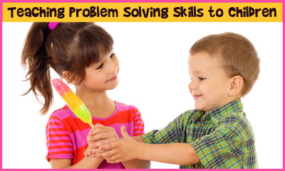 Teaching Basic Problem Solving Skills to Children