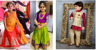 Dressing-Up in Traditional Outfits