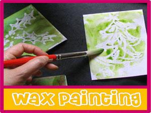 Wax Painting