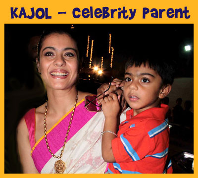 Kajol is one of the celebrity mothers who prefer to be a hands on parent we have seen her wonderful acting skills on the silver screen