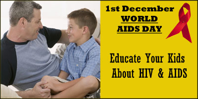 Educating Kids About HIV and AIDS
